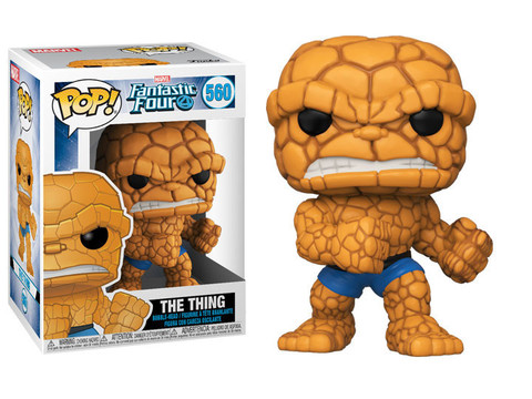 The Things (Fantastic Four) Funko Pop! || Существо