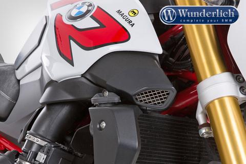Крышки воздухозаборника BMW R 1200 R LC комплект 2 шт. - черный