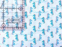 Ткань для пэчворка, хлопок 100% (арт. TT0703)