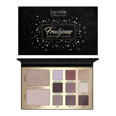 LavelleCollection Палетка для макияжа Frabjous тон 01 natural
