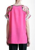 Блуза из шелка VDP