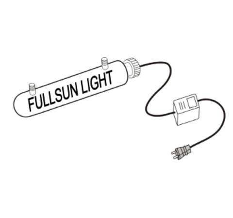 Стерилизатор воды CUV17W (Foshan Full Sun), Аквабосс
