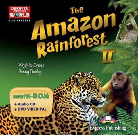 The Amazon Rainforest 2. Student's multi-ROM (для ученика)