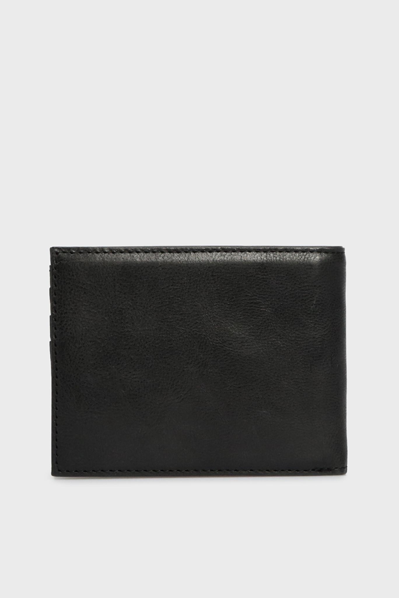 Мужской черный кожаный кошелек ARSIE NEELA XS Diesel