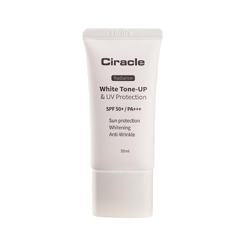 Солнцезащитное средство Ciracle Radiance White Tone-UP & UV Protection 30ml