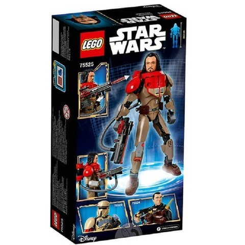 LEGO Star Wars: Бэйз Мальбус 75525 — Baze Malbus — Лего Звездные войны Стар Ворз