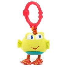 Bright Starts Развивающая игрушка-подвеска Лягушка (8808-3)