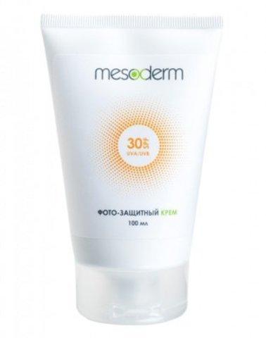 Солнцезащитный крем SPF30, Mesoderm