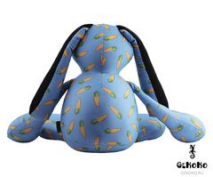 Подушка-игрушка антистресс «Морковный Фреш» 3