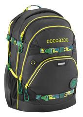 Рюкзак Coocazoo e-ScaleRale TecCheck black черный/зеленый