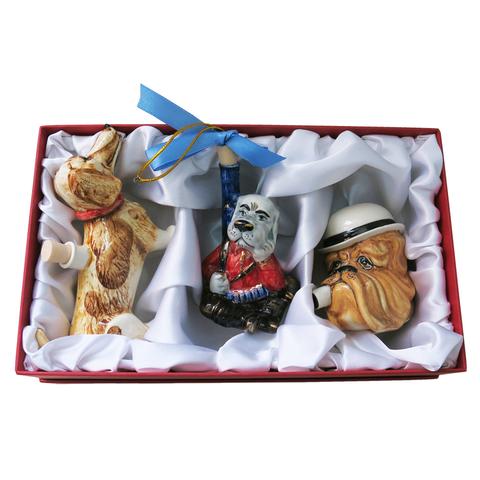 Подарочный набор мини-штофов