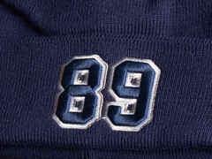 Шапка №89 синяя