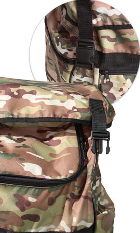 Рюкзак модель: 01 тк. Оксфорд Мультикам (с крышкой)