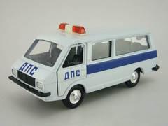 RAF-2203 DPS Police Agat Mossar Tantal 1:43