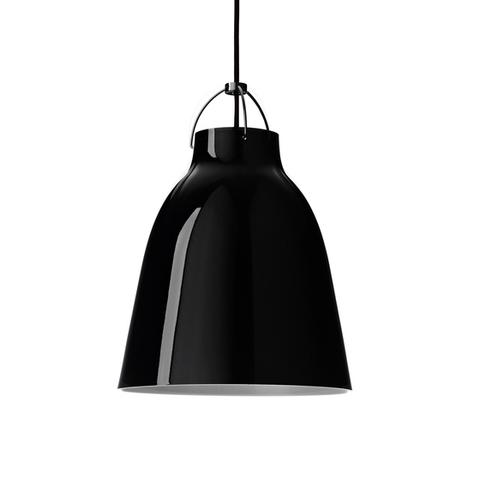 Подвесной светильник копия Caravaggio by Fritz Hansen (D25, черный)