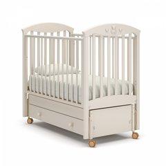 Кровать детская Марсель ваниль