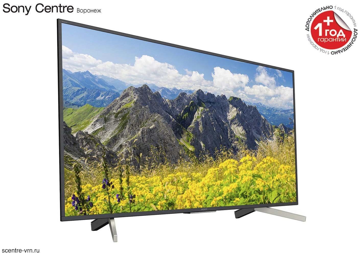 Купить телевизор Sony KD65XF7096 в Sony Centre Воронеж