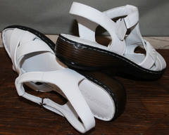 Летние сандалии Evromoda 15 White.