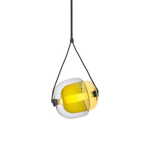Подвесной светильник копия Capsula by Brokis (желтый)