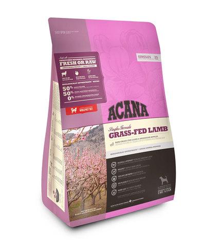 Acana Grass-Fed Lamb корм для собак всех пород и возрастов (ягненок) 340г