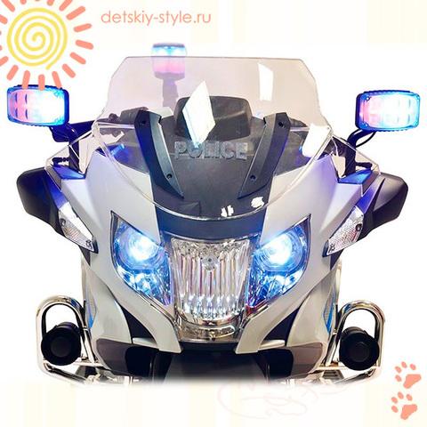 "Электромотоцикл Полицейский ""BMW R1200RT-Police"""