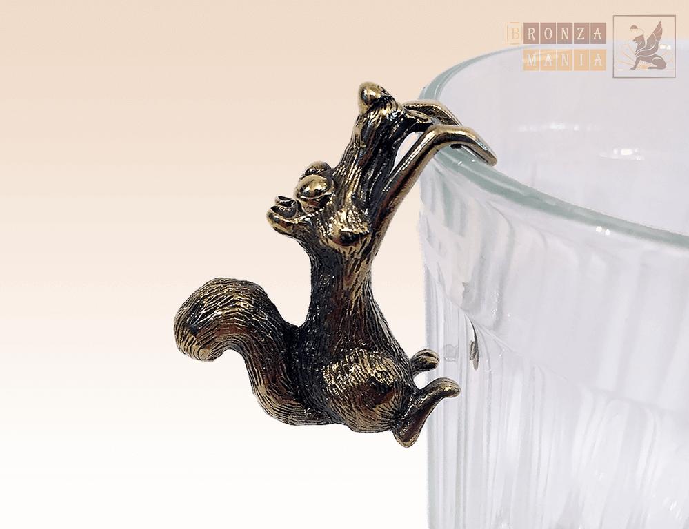 фигурка Белка на чашку большая (Ледниковый период)