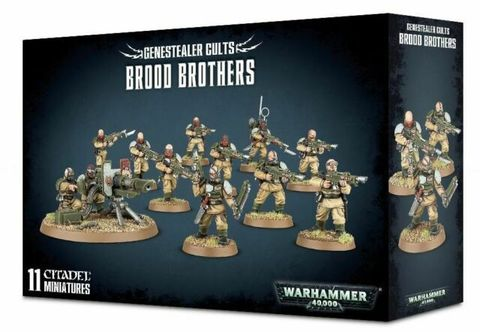 GENESTEALER CULTS BROOD BROTHERS