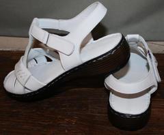 Босоножки сандали Evromoda 15 White.