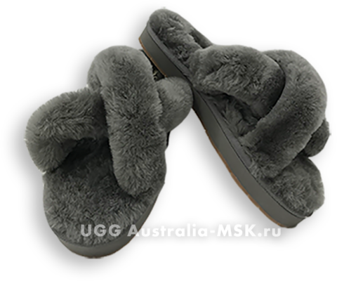 UGG Slipper Abela Grey
