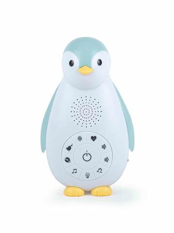 Ночник колонка Пингвинёнок Зои ZAZU BLUE
