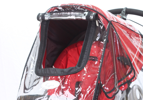 Дождевик на коляску Esspero Cabinet Lux (-25°С)