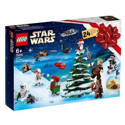 LEGO Star Wars: Новогодний календарь 2019 Star Wars 75245 — Advent Calendar 2019, Star Wars — Лего Звездные войны Стар Ворз