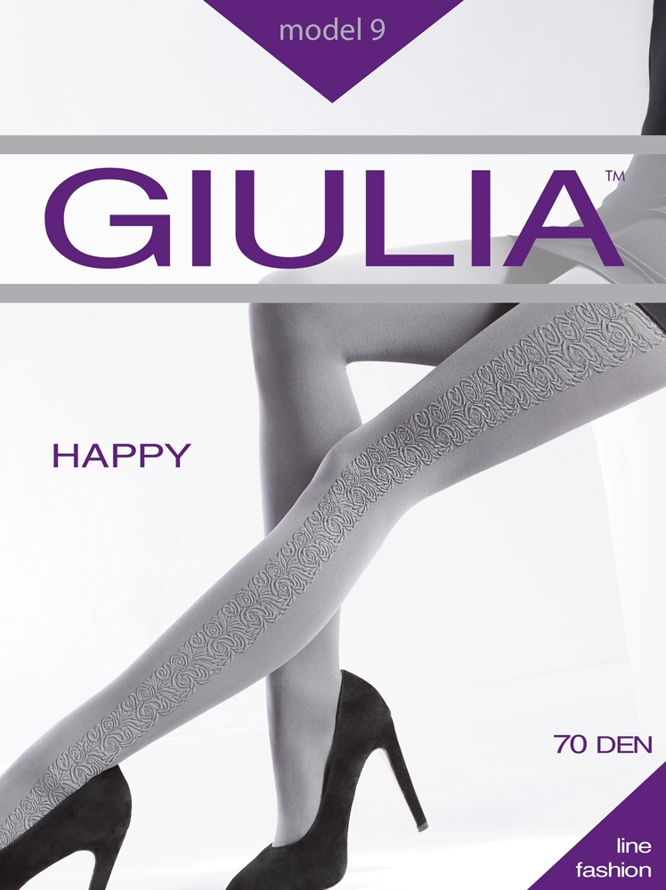 Колготки Giulia Happy 04