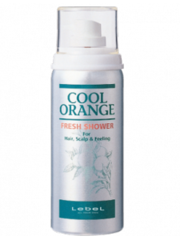 Lebel Cool Orange Fresh Shower  - Освежитель для волос и кожи головы «Холодный Апельсин»