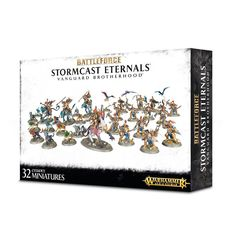 Battleforce Stormcast Eternals Vanguard Brotherhood
