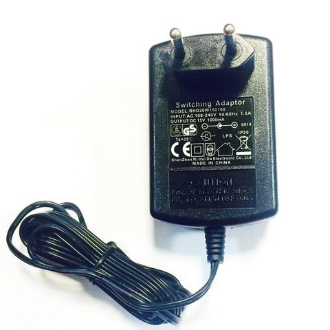 Цифрал 15/1 Блок питания для видеомониторов ВМ-1020
