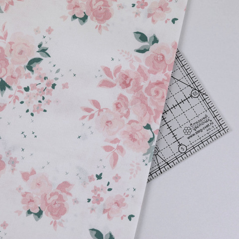Ткань для пэчворка, хлопок 100% (арт. RB0811)