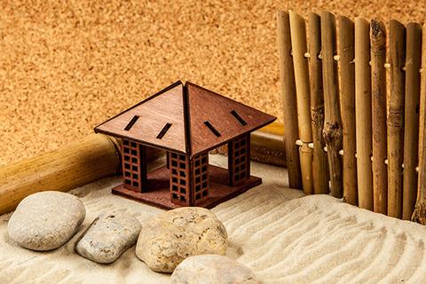 Забор (бамбук)