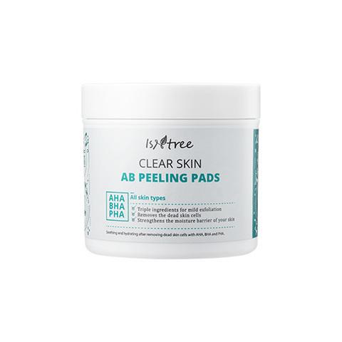 Пилинг салфетки Isntree Clear Skin AB Peeling Pad 70pads 70 шт.