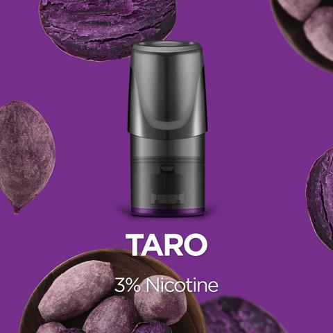 Сменный Картридж RELX 2ml Taro 3% (упаковка из 3шт)