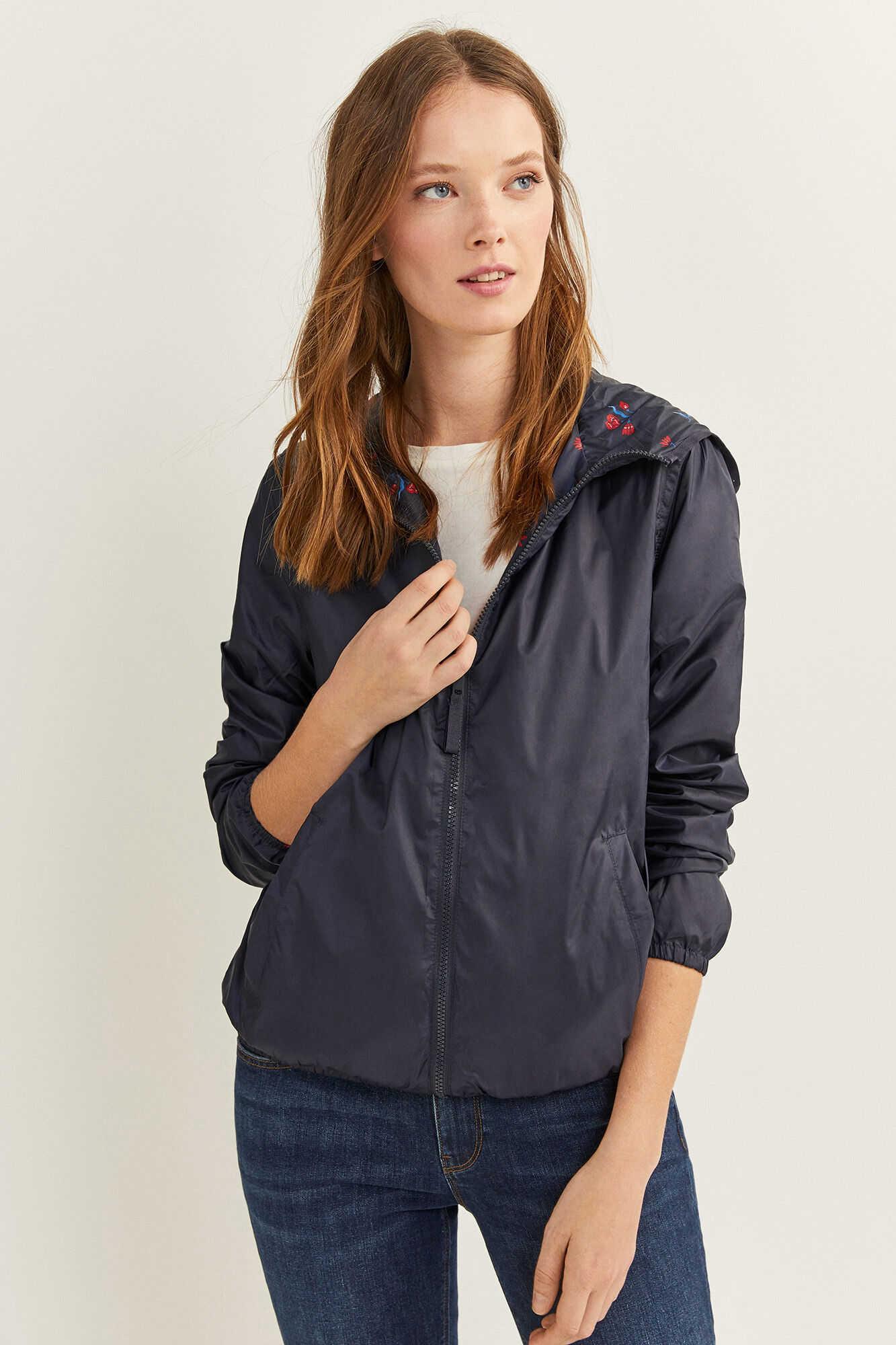 Легка двостороння куртка