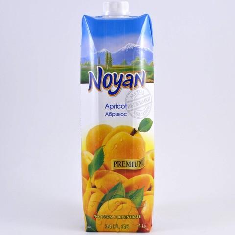 Нектар абрикосовый с мякотью Noyan, 1л