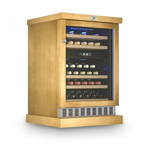 Винный шкаф IP Industrie CEXP 45-6 RD
