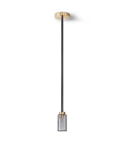 Подвесной светильник копия Farol Double by Bert Frank (дымчатый)