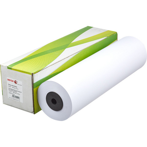 Бумага для ОфТех Xerox Architect (175мх620мм,д.76мм,75г)