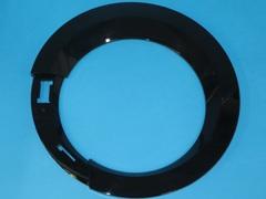 Внешнее обрамление люка стиральной машины Горенье, черное 388878