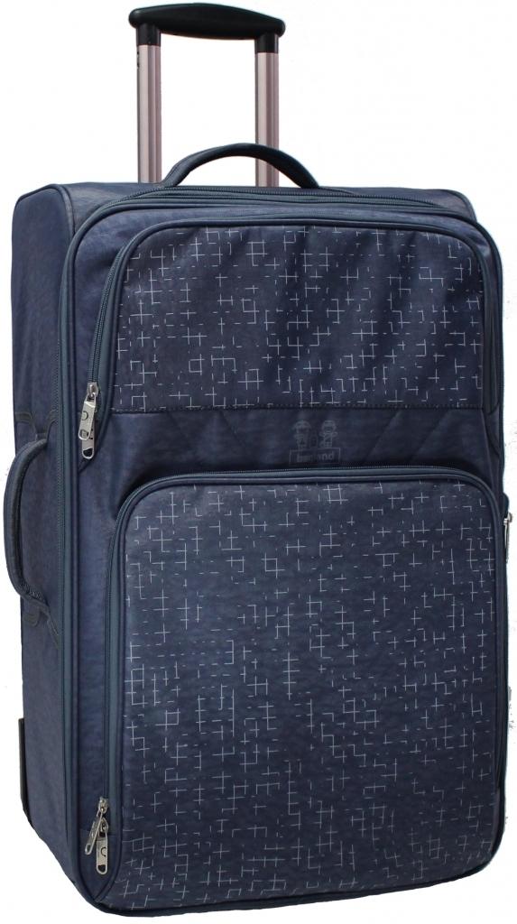 Дорожные чемоданы Чемодан Bagland Леон большой 70 л. Темно серый (003767027) 5470abe68052c72afb19be45bb418d02.JPG