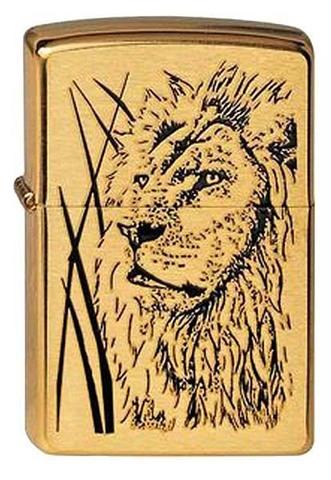 Зажигалка Zippo Proud Lion