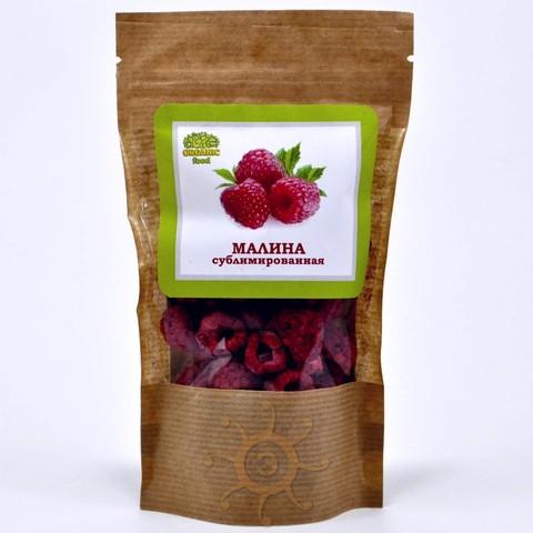 Малина сублимированная Organic Food, 20г