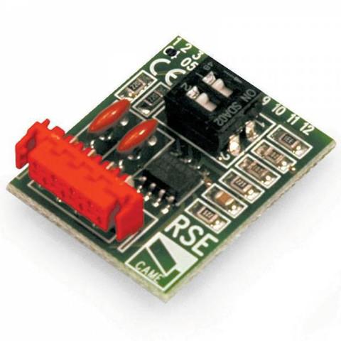 002RSE - Плата для синхронной работы автоматики и передачи данных по CRP (Came Remote Protocol)  Came